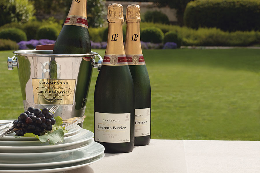 Brand Exchange Laurent Perrier Tasting Event
